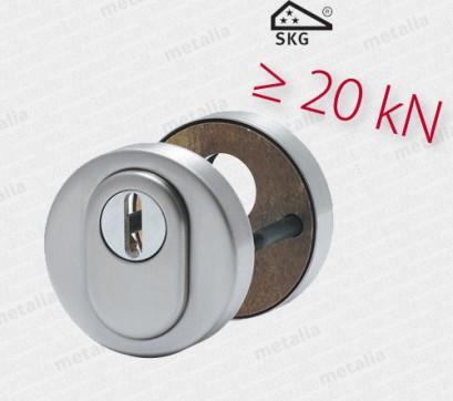 rozeta kulatá ES 92351 safe