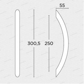 madlo 129 - mosaz mat-technický list
