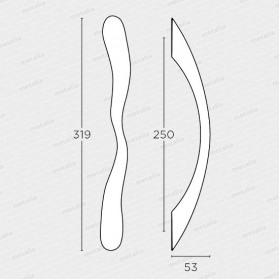 madlo 473 - mosaz mat-technický list