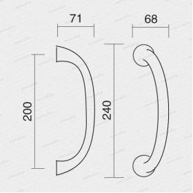 madlo Grana PVD-technický list