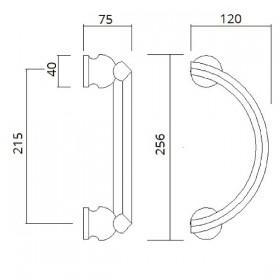 madlo Loreto M4-technický list