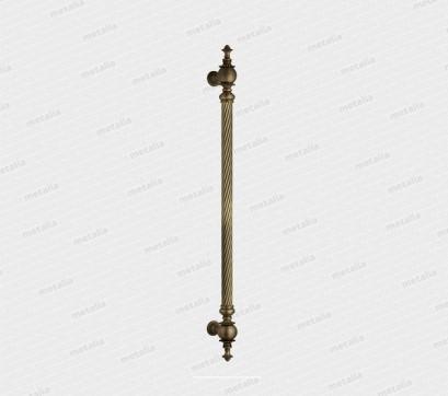 madlo Modena - mosaz bronz česaný
