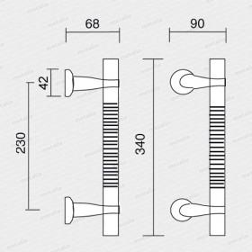 madlo Regina PVD-technický list