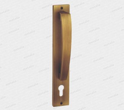 madlo Renova - mosaz bronz česaný