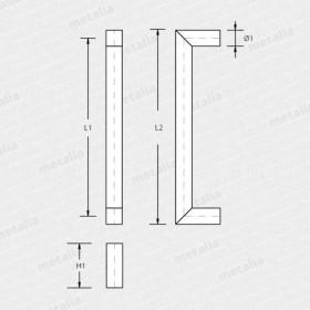 madlo Milano-technický list